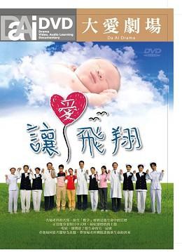 讓愛飛翔DVD